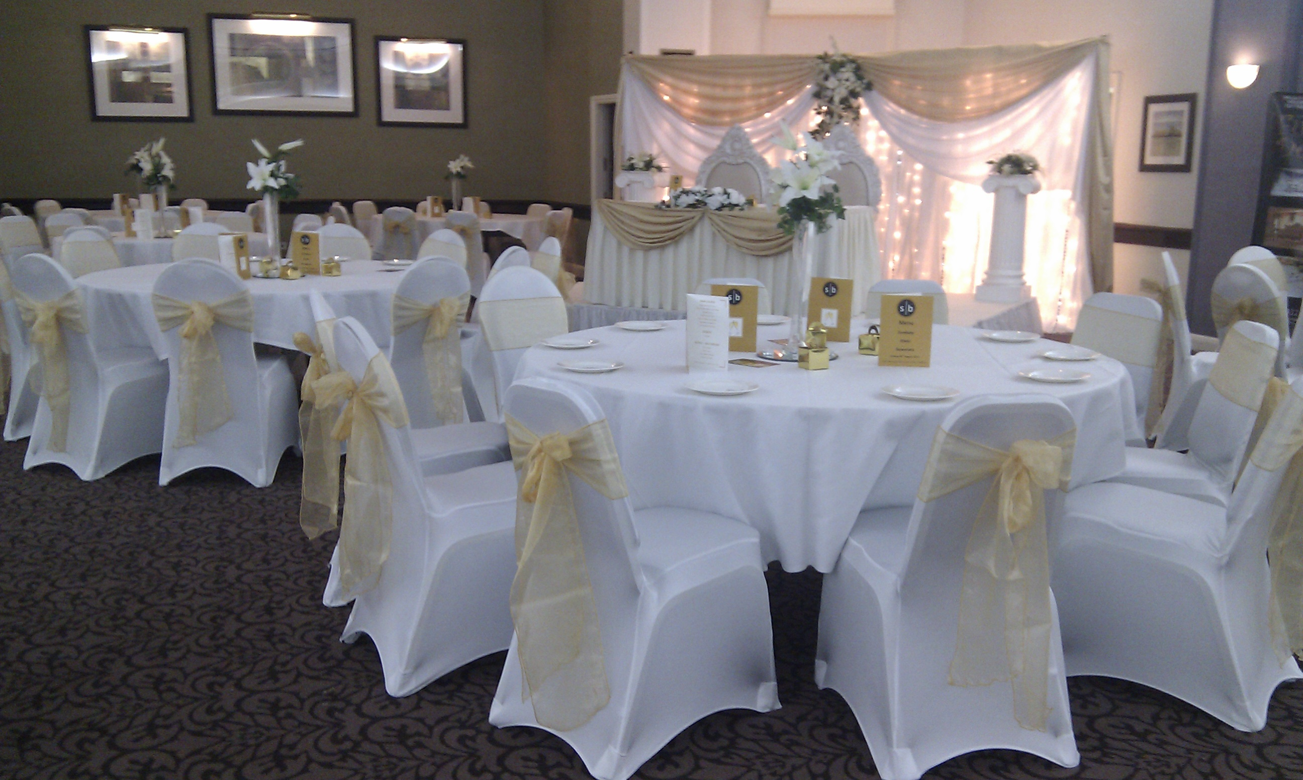 fusion decor chair covers